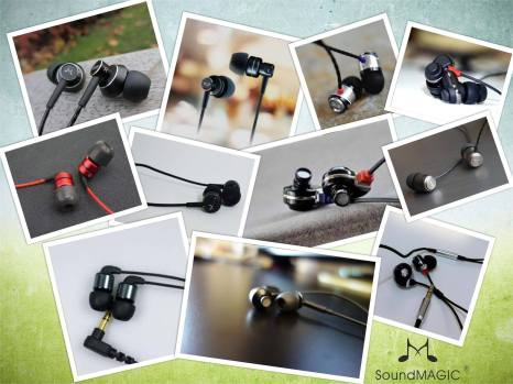 SoundMAGIC Earphones